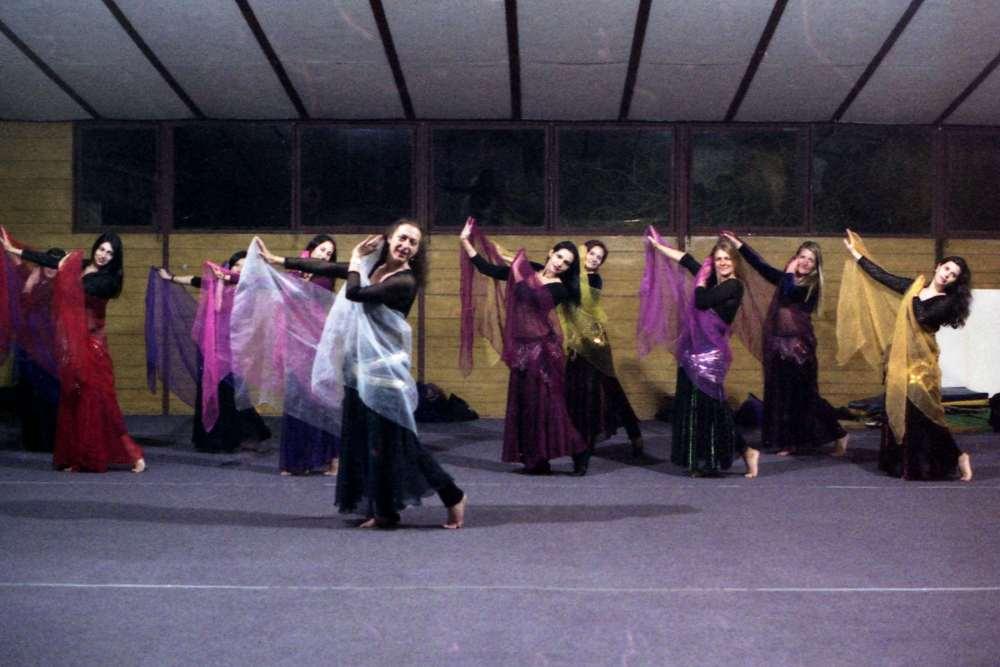 Pionera, creadora y propulsora de la Danza Árabe Nacional (por Paola Jarami Mass)
