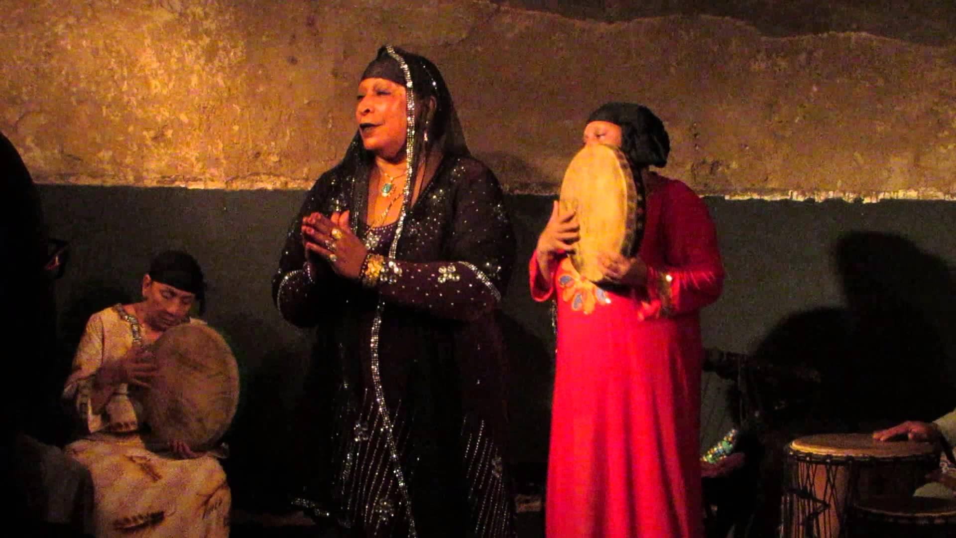 GRUPO MAZAHER, recuperando la música tradicional del Zar