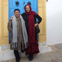 Entrevista a Narjess Montasser