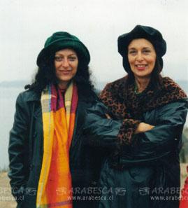 6° ENCUENTRO DE DANZA ORIENTAL Mayo 1999 Con NUR BANU