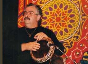 10° Encuentro de Danza Oriental Hossam Ramzy & Serena,22 al 25 de Noviembre 2001